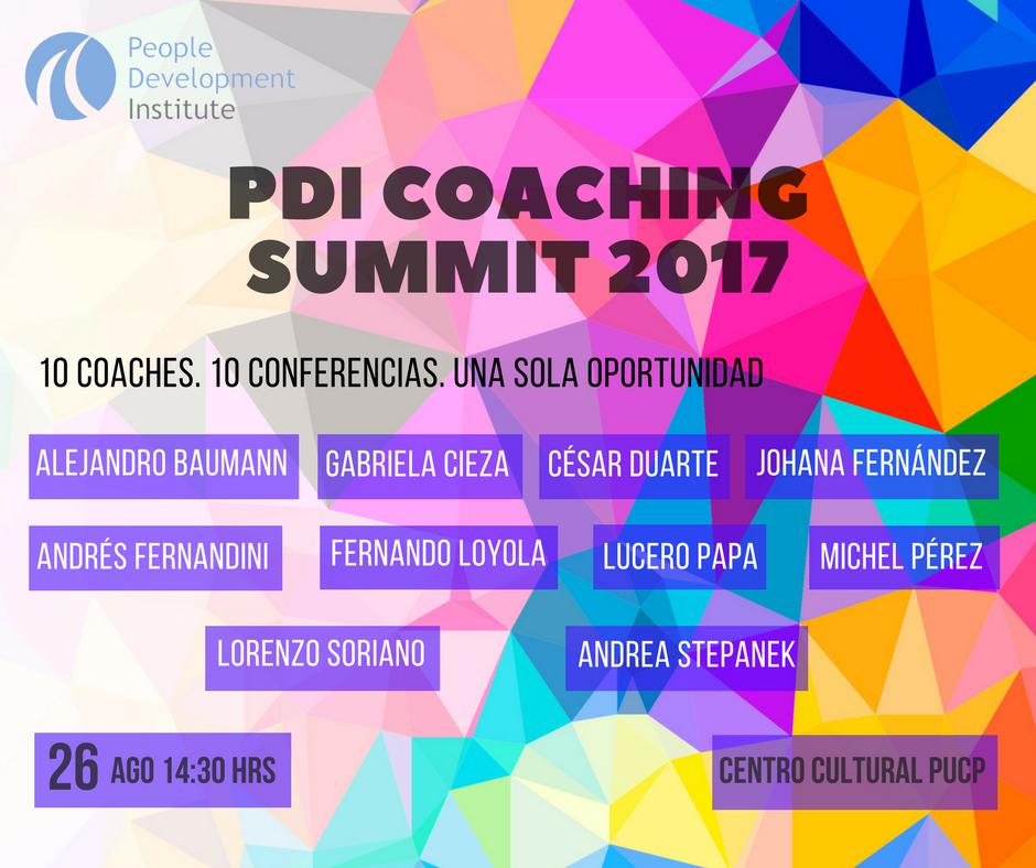 Coaching Summit Lima 2017